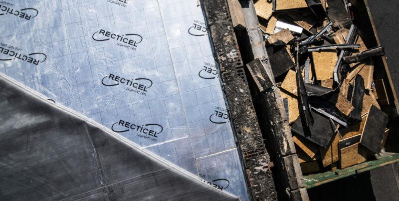 Premies bij het isoleren van een plat dak