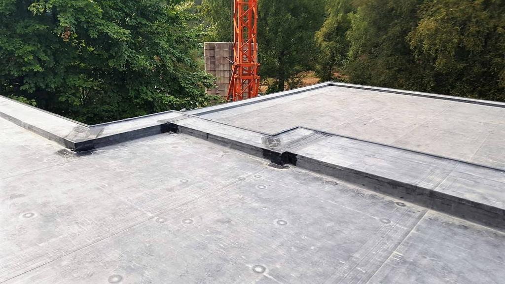EPDM Solutions - plat dak in epdm in Sint-Niklaas