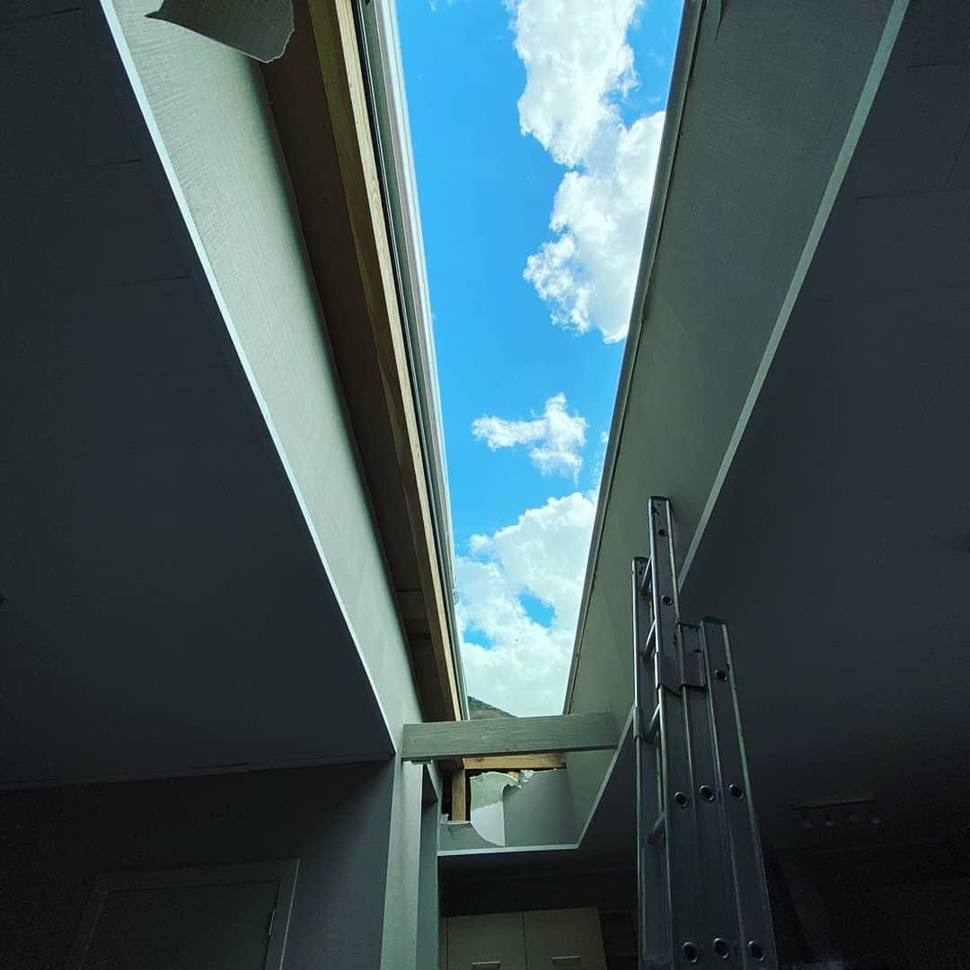 Waarom een lichtkoepel of dakraam in je plat dak plaatsen?