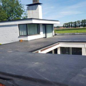 EPDM Realisatie Brugge Renovatie