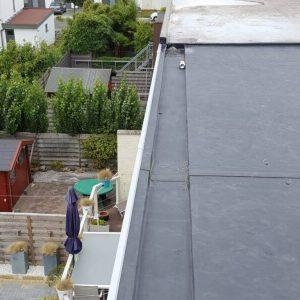 EPDM Werf Wenduine Gevelbekleding Renovatie